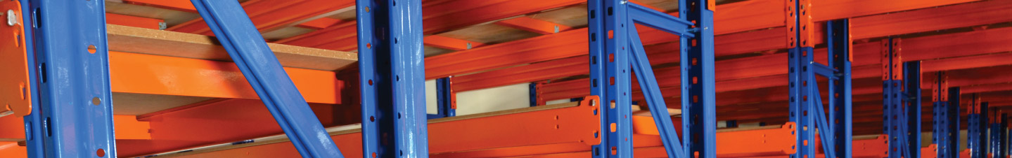 TTF Heavy Duty Pallet Racking Systems Manufacturer