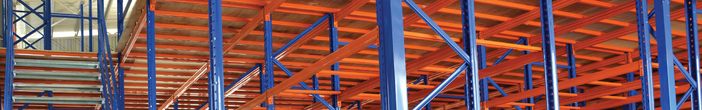 TTF Truss System Mezzanine Floor Racking Systems Manufacturer