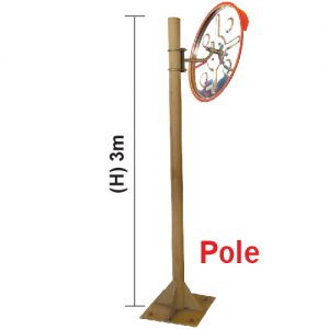 Stainless Steel Convex Mirror Pole_resize