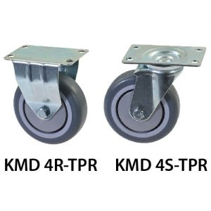 4 inches KMD TRP Wheel Castor KMD 4R-TPR_KMD 4S-TPR_resize