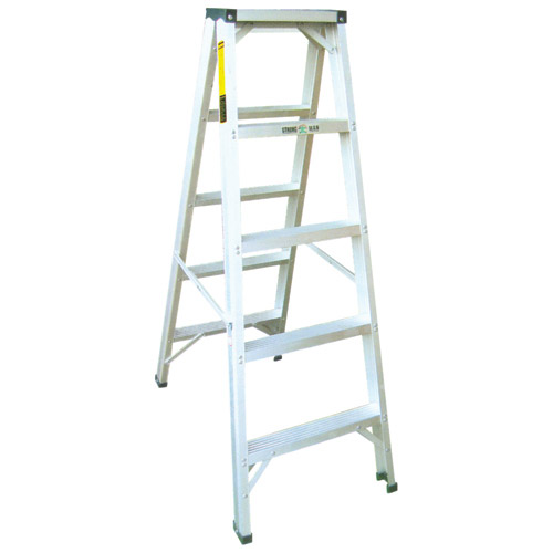 Aluminium Double Sided Ladder_resize