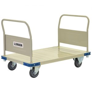 Metal 2 Fixed Handle Platform Trolley KMT126_resize