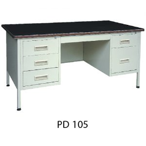 Office Steel Pedestal Desk PD105_resize