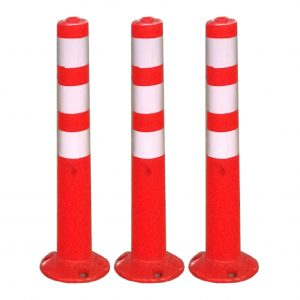 Plastic Road Safety Elastic Pole_resize